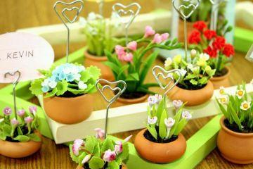 Regalos de bodas plantas inolvidables regalos originales - Macetas originales para plantas ...