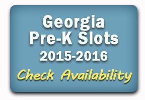 Georgia Free Pre-K Program | GA Pre-K