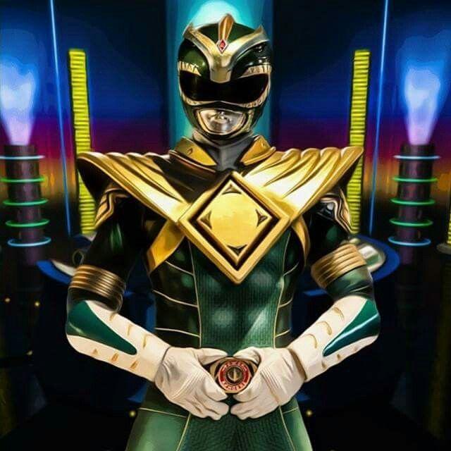 Mighty Morphin Power Rangers Wallpaper: Green Ranger 2014