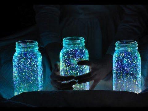 D I Y Fairy Glow Jar Fireflies In A Jar Clever Diy Crafts
