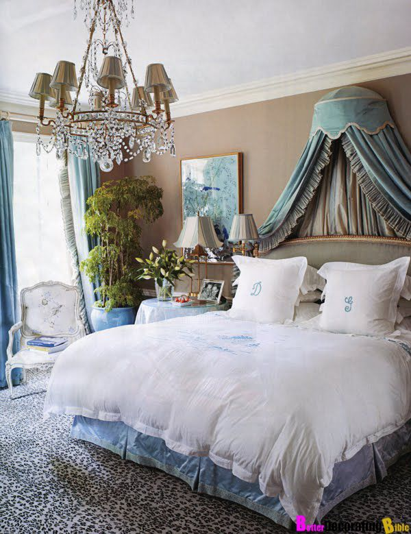 Marie Antoinette Style Bedroom - French Chic! | Bedrooms I Love ...