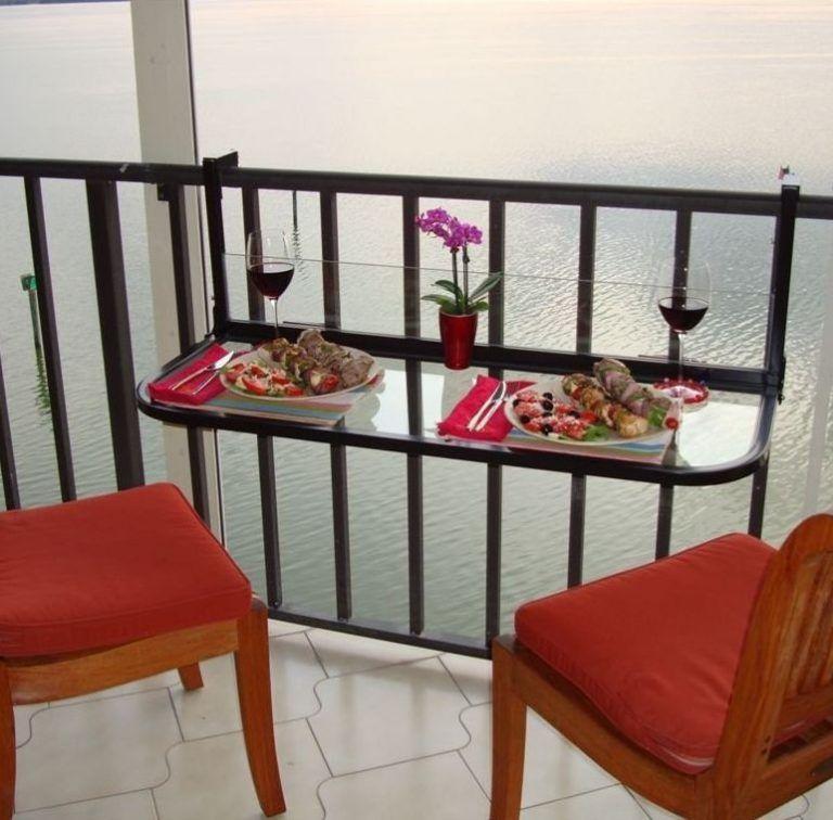 55 Balcony Bar Design Ideas For Your Lovely Home Apartment Boxer Jam Apartment Patio Decor Small Apartment Patio Small Balcony Furniture