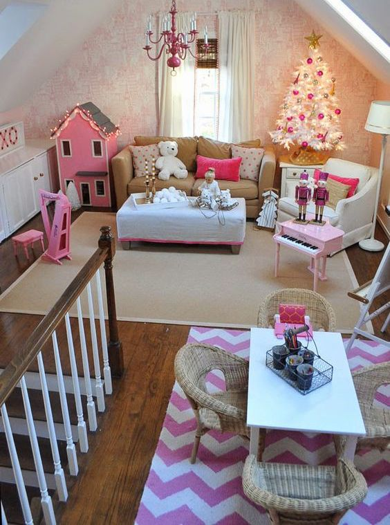 kids playroom furniture girls. How Sweet Is This Play Room Set-up For A Little Girl Kids Playroom Furniture Girls E