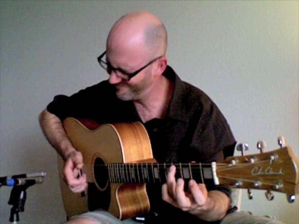 Adam Rafferty - Isn't She Lovely by Stevie Wonder - Solo Fingerstyle Guitar