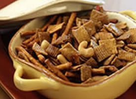 Sweet and Savory Snack Mix from Chex.com - Home of General Mills' Chex Cereals and the Original Chex Party Mix