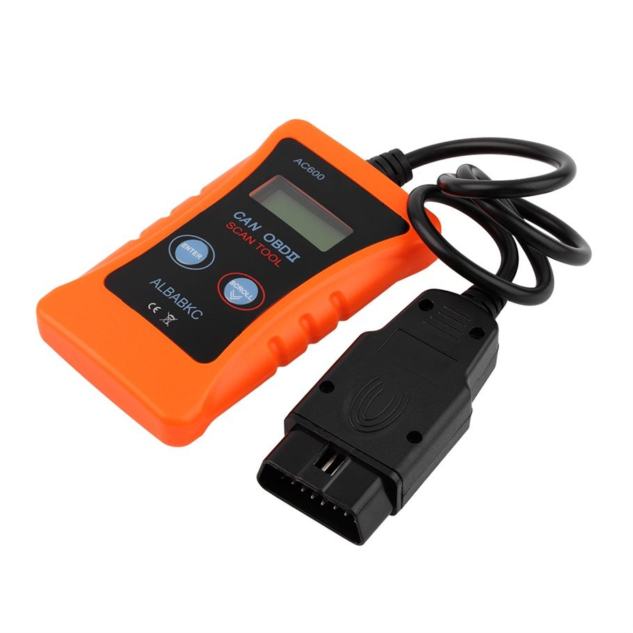 Universal Ac600 Lcd Obd2 Can Bus Car Fault Diagnostic Scanner Code Reader Scan Tool Diagnostic Tool Tools Car Scanner