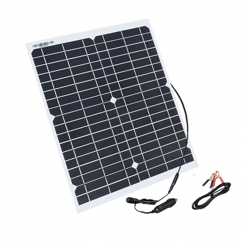Boguang flexible solar panel 20w panels solar cells cell