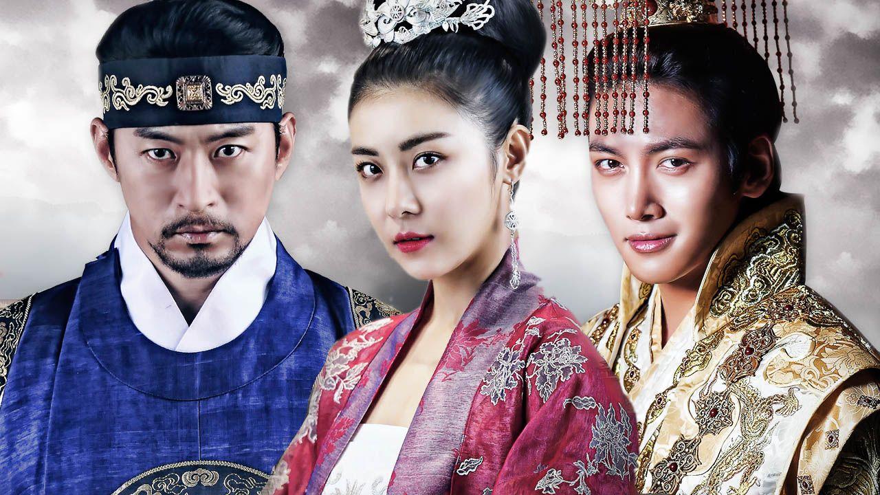 Korean Dramas Wallpaper Empress Ki Empress Ki Korean Drama Drama