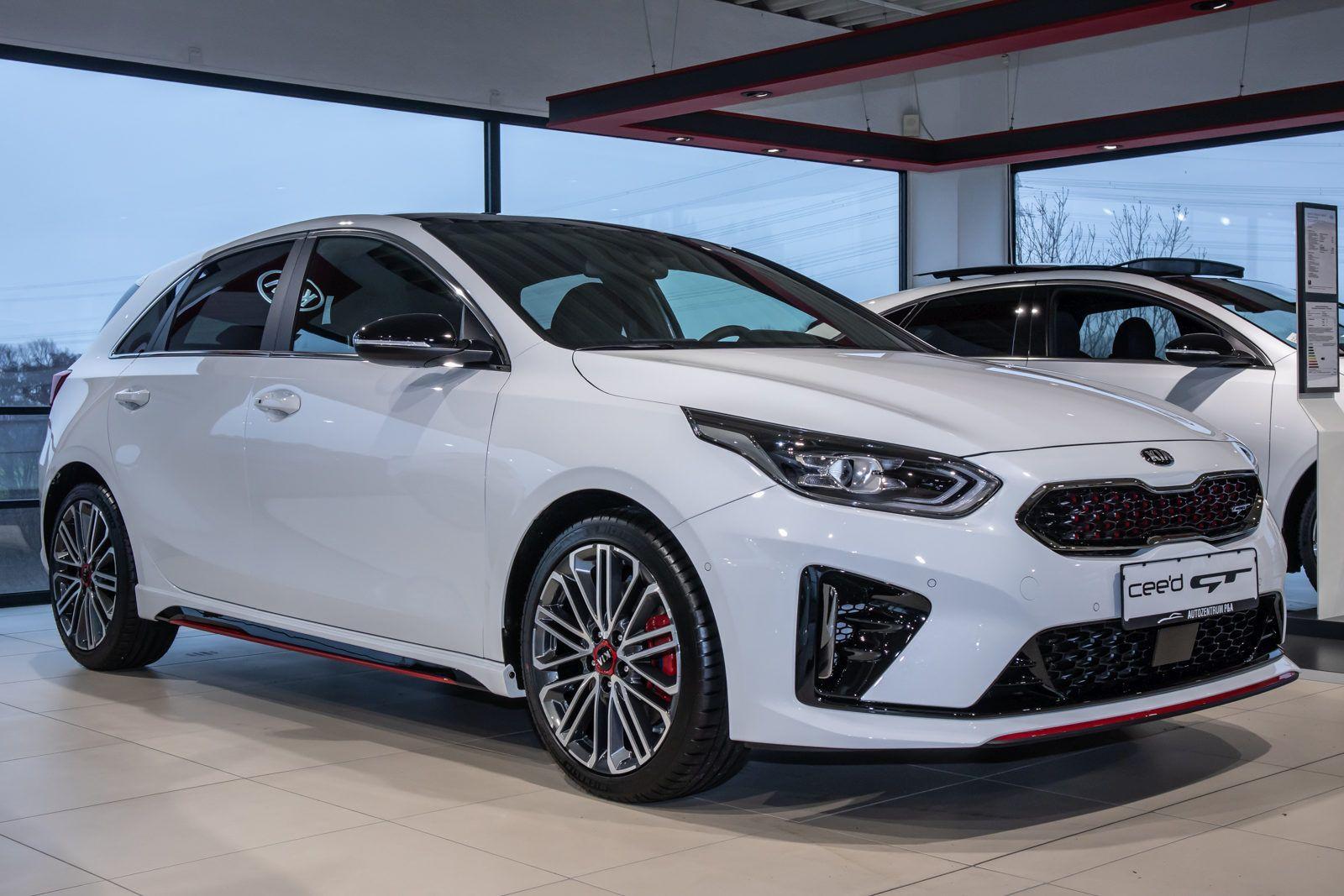 Kia Ceed Gt Autos Fahrzeuge Angebote