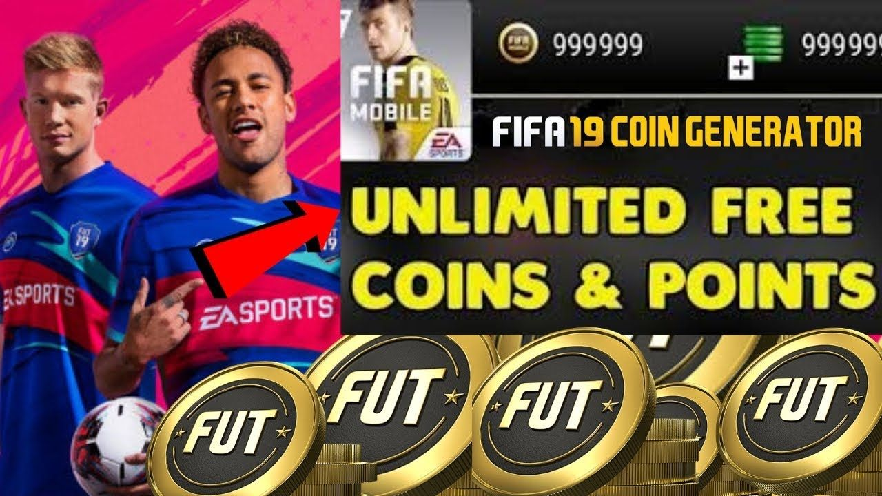 free fifa19 coins how to get fifa 19 coins (100 working