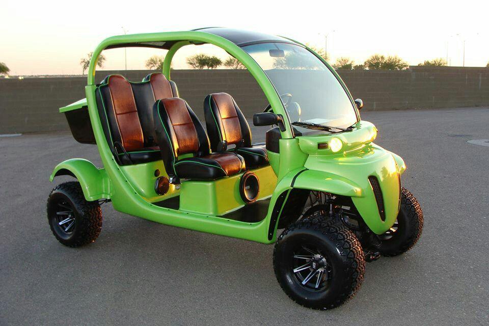 Lifted Custom Gem Car By Innovation Motorsports Customgemcar
