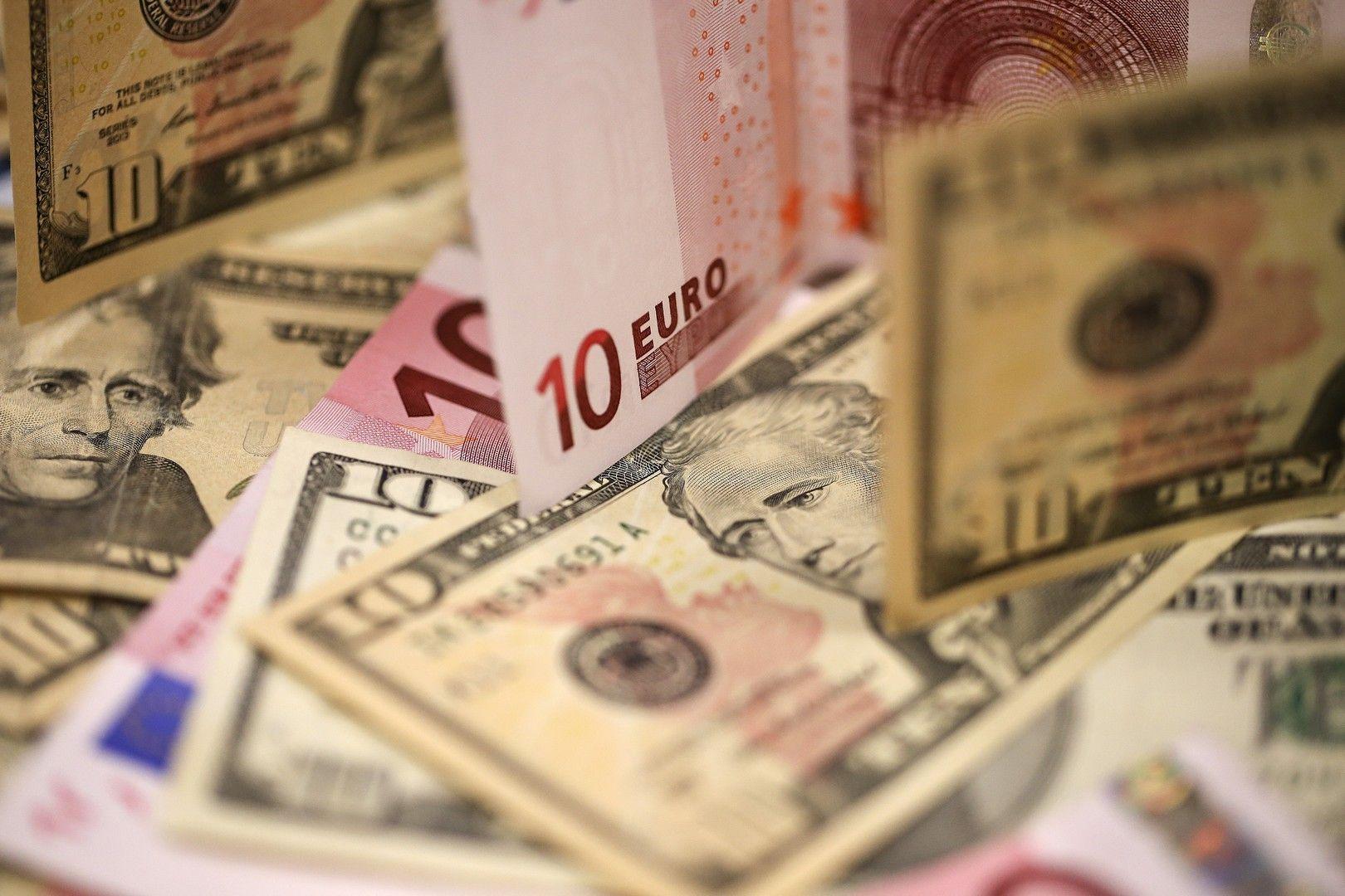 Exchange rates wallpaper