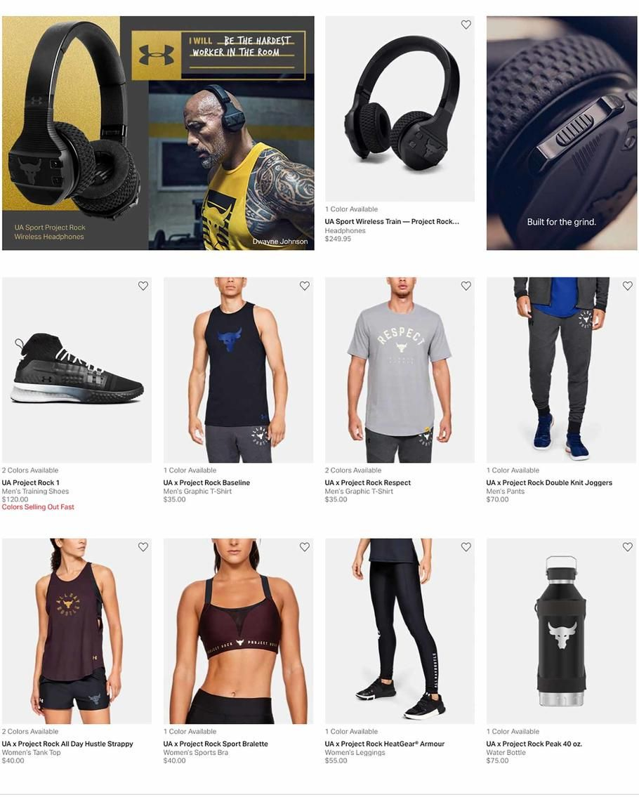 Under Armour Holiday Book 2018 Ads Scan Deals And Sales See The Under Armour Holiday Book Ad 2018 At 101blackfriday Com Find The Best 2018 Under Armour Holida