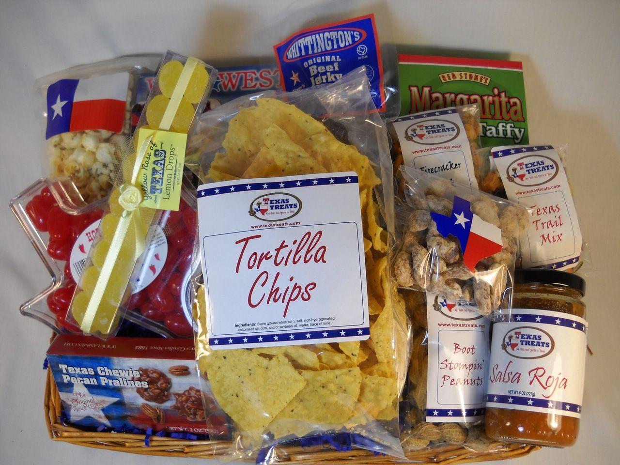 Big bit of texas gift basket order your gift basket