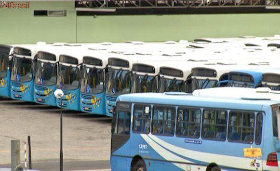 Grande Vitória deve continuar sem ônibus até volta da PM às ruas