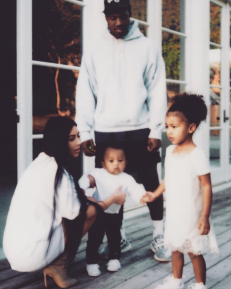 Ok Here S The Thing You Know Who Saint West Is He Is The Youngest Child Of Kim Kardashian And Kanye West Kim Kardashian Family Kim Kardashian Kanye West Kim Kardashian And