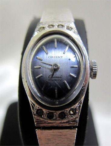 「熱い恋」という名の腕時計オリエントアンティークUSED/3500円 〆02月11日