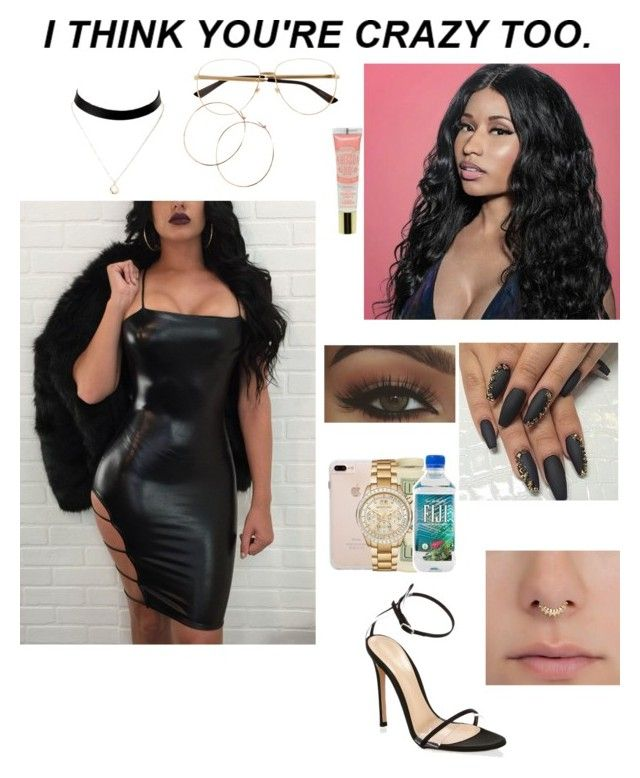 Leather and Fur\ - nicki minaj halloween ideas