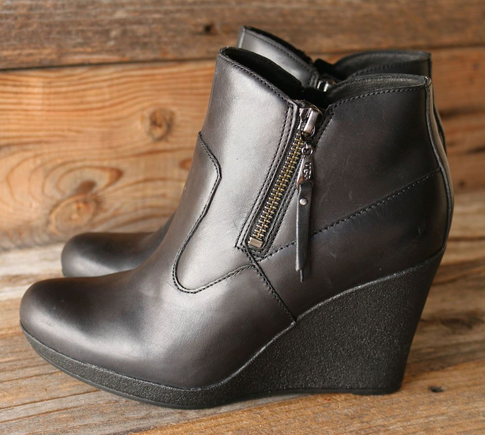 Womens Boots UGG Meredith Black