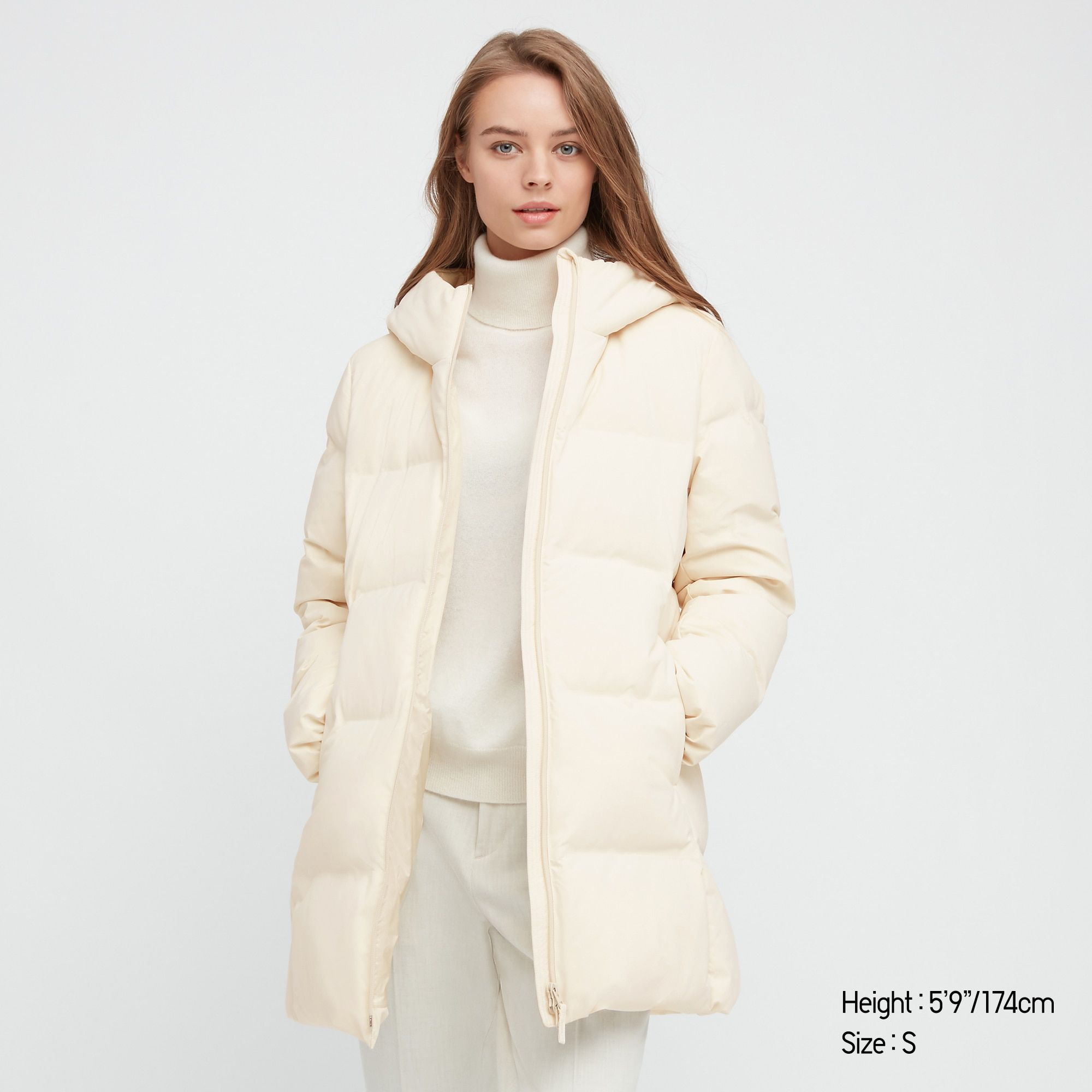Women Seamless Down Short Coat Uniqlo Us Short Coats Women Uniqlo Short Coat [ 2000 x 2000 Pixel ]