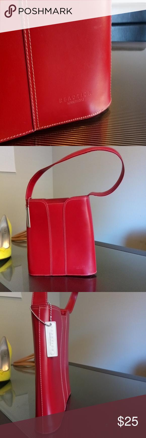 Red Cole bag Fashion design, Clothes design, Bags