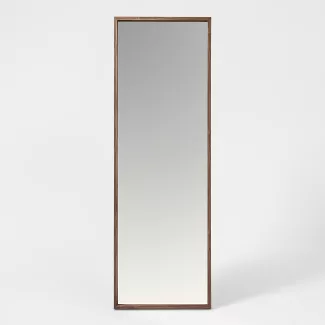 Shop Target For Floor Full Length Mirrors You Will Love At Great Low Prices Free 2 Day Shipping On Most Ite Modern Floor Mirrors Wall Shelf Decor Home Decor