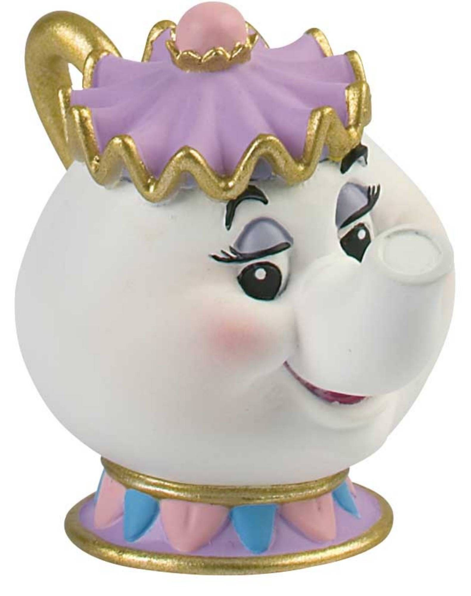 Bullyland Disney Beauty and the Beast-Belle Mrs Potts figures nouvelle princesse