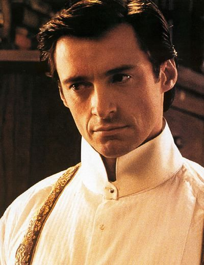 """""""Women respond to sincerity. This requires pulling one's tongue from one's cheek. No one wants to he romanced by a buffoon."""" -Leopold (Hugh Jackman, Kate & Leopold)"""