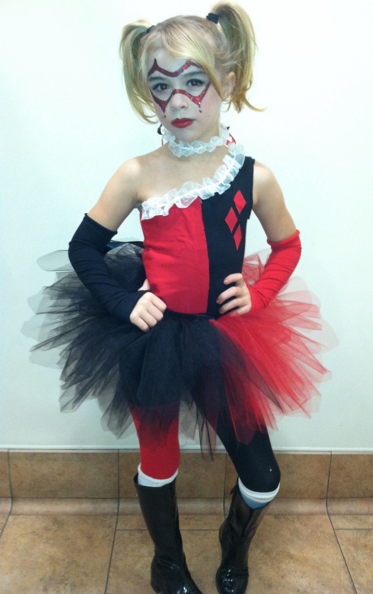 toddler harley quinn costumes - Google Search | All Hallows Eve ...