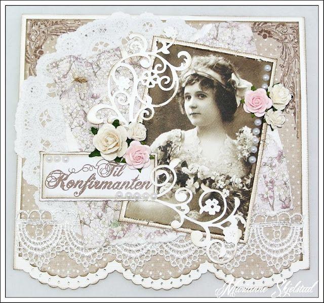 Marianne's paper world .: vintage