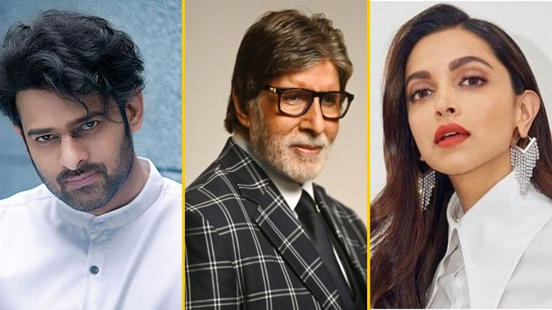 Amitabh Bachchan joins Prabhas and Deepika Padukone to create cinematic magic with Vyjayanthi Movies' production
