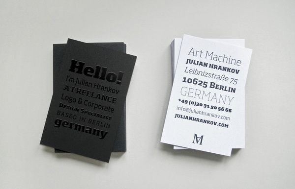 Pin by teo leto on inspiration typography pinterest typography documentation presentation of the printing of the art machine business cards reheart Gallery