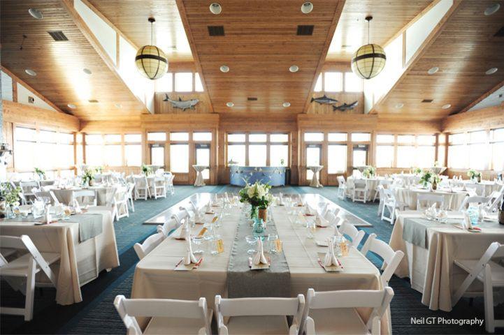 Jennette S Pier Wedding Receptions Wedding Photos Table