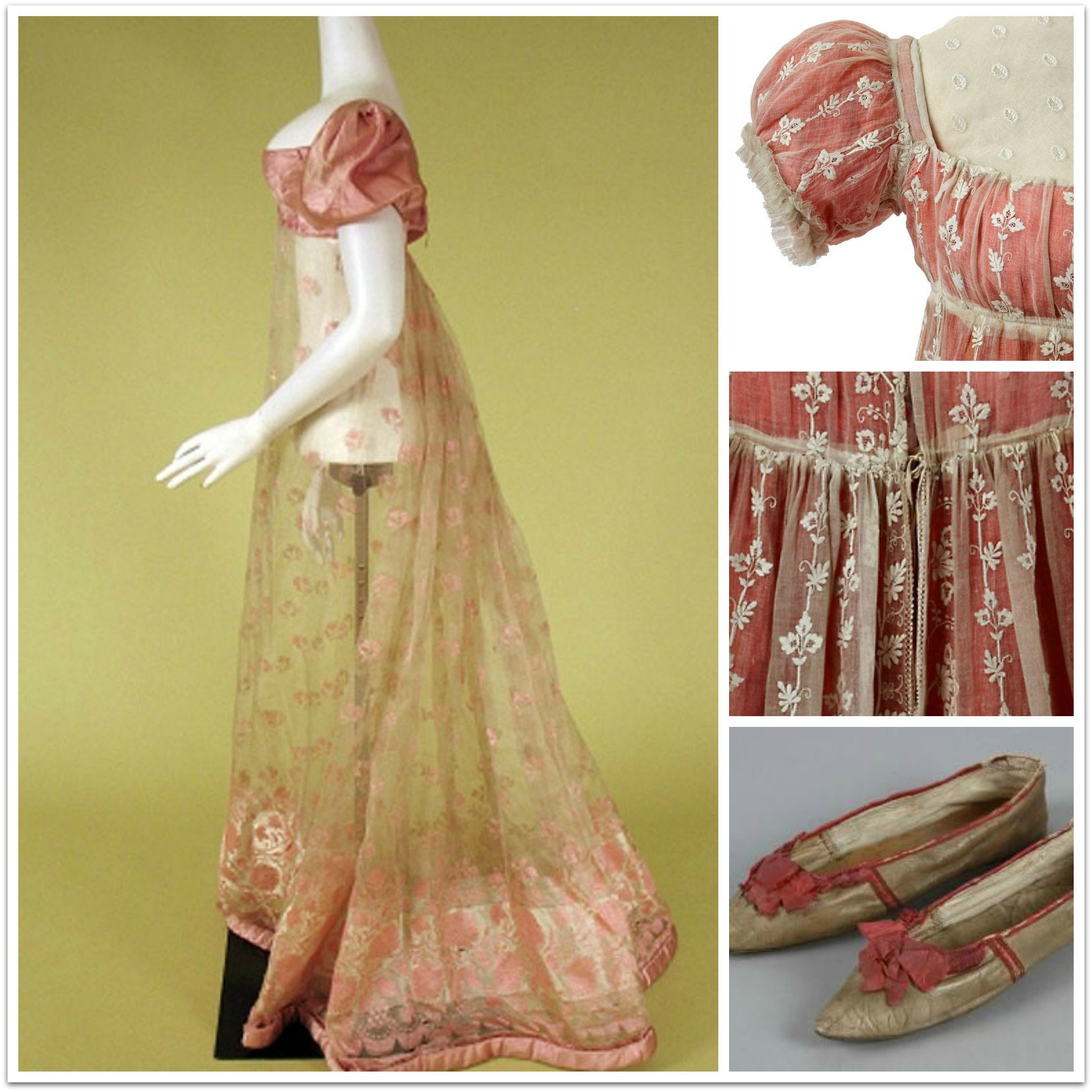 Regency Ball Gowns