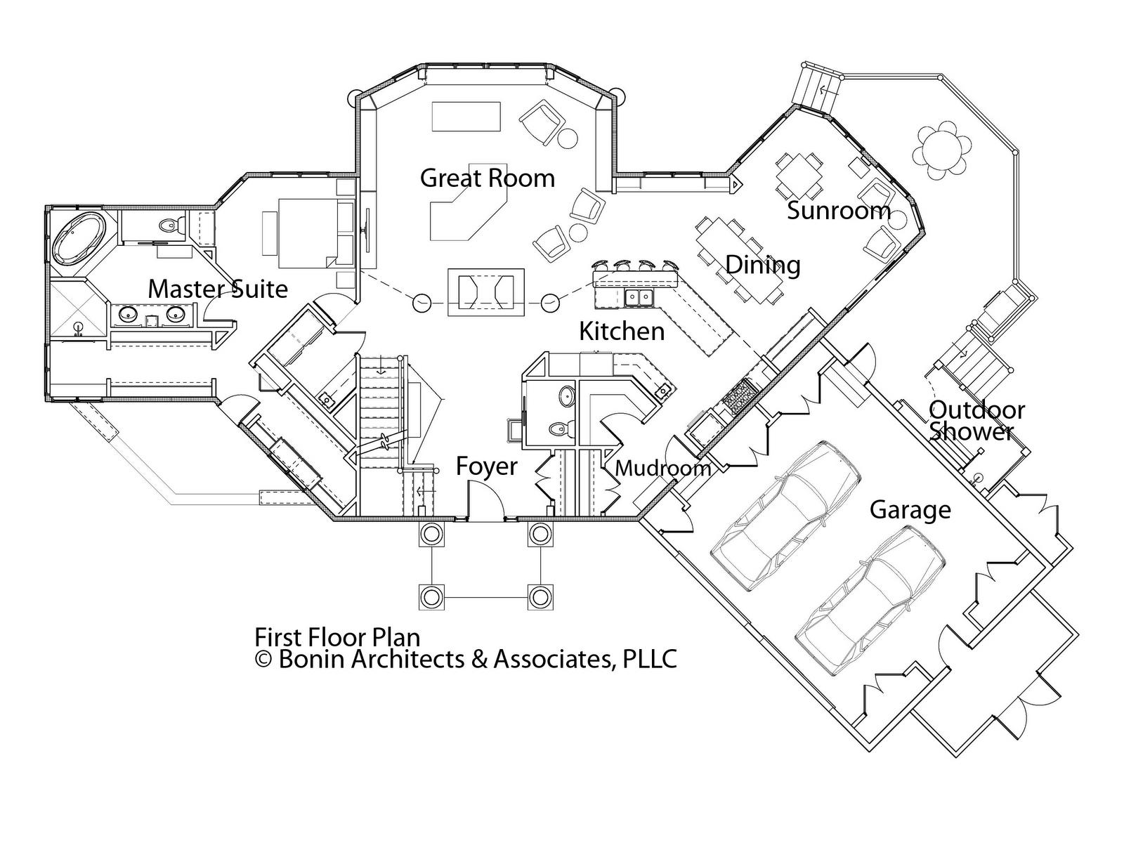 Outstanding Lakefront House Plans Design 4Moltqa Com Largest Home Design Picture Inspirations Pitcheantrous