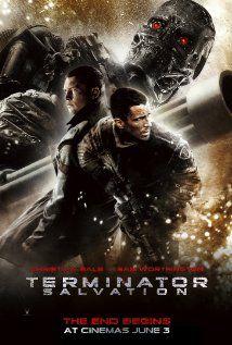 Terminator Salvation Terminator Anton Yelchin Filmposters