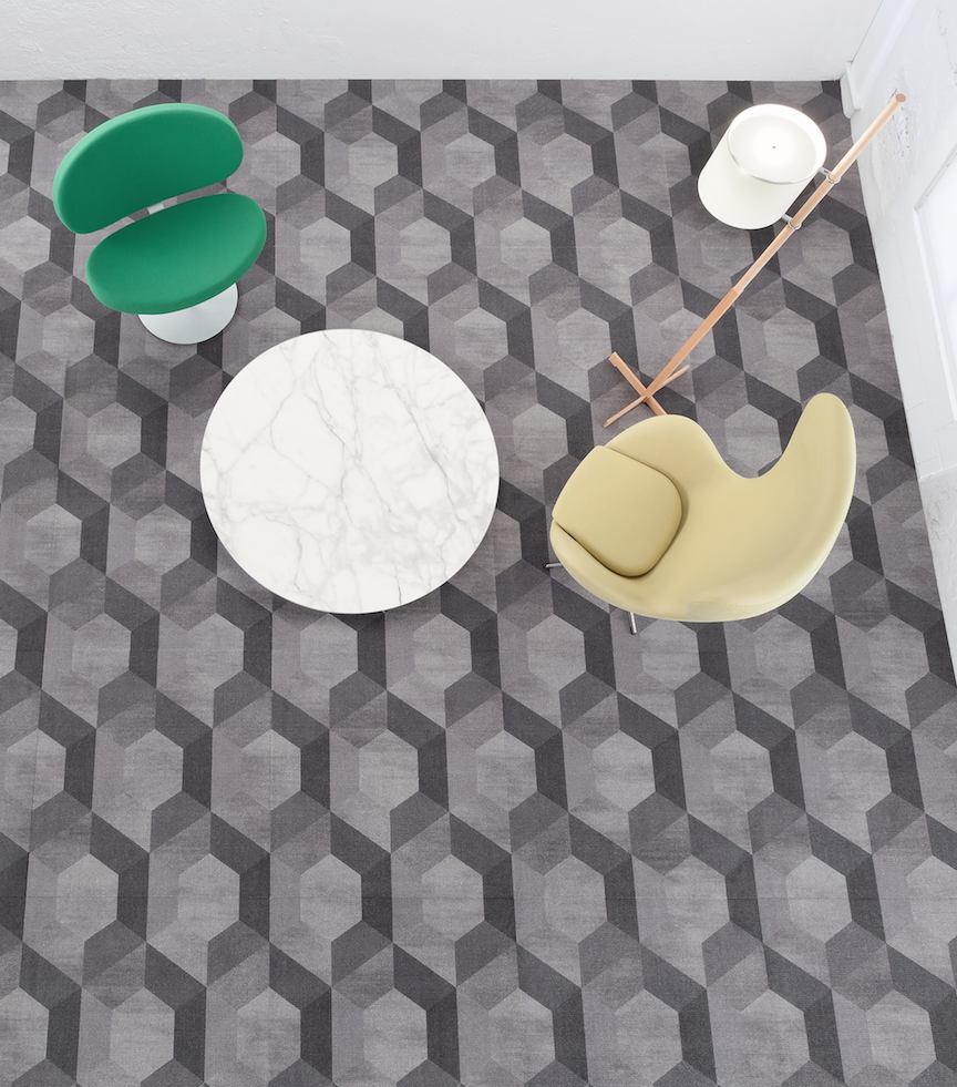 Explore a tactile dimensional word with the lume e lustro explore a tactile dimensional word with the lume e lustro collection from milliken neocon14 dailygadgetfo Choice Image