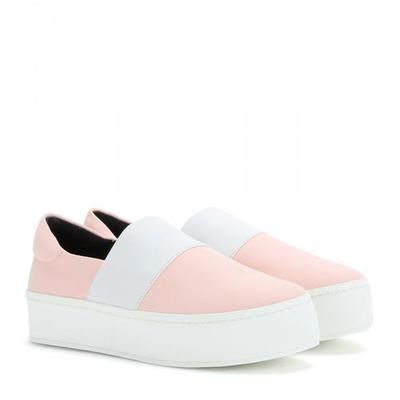 Opening Ceremony - Slip-on sneakers #sneakers #offduty #covetme #openingceremony