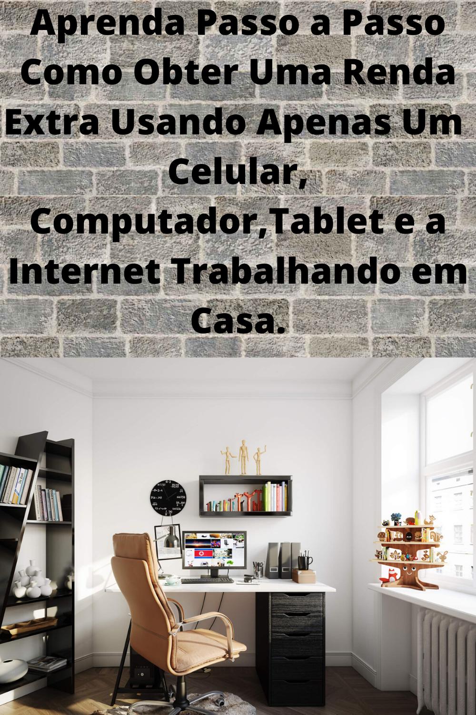Trabalhar em casa online