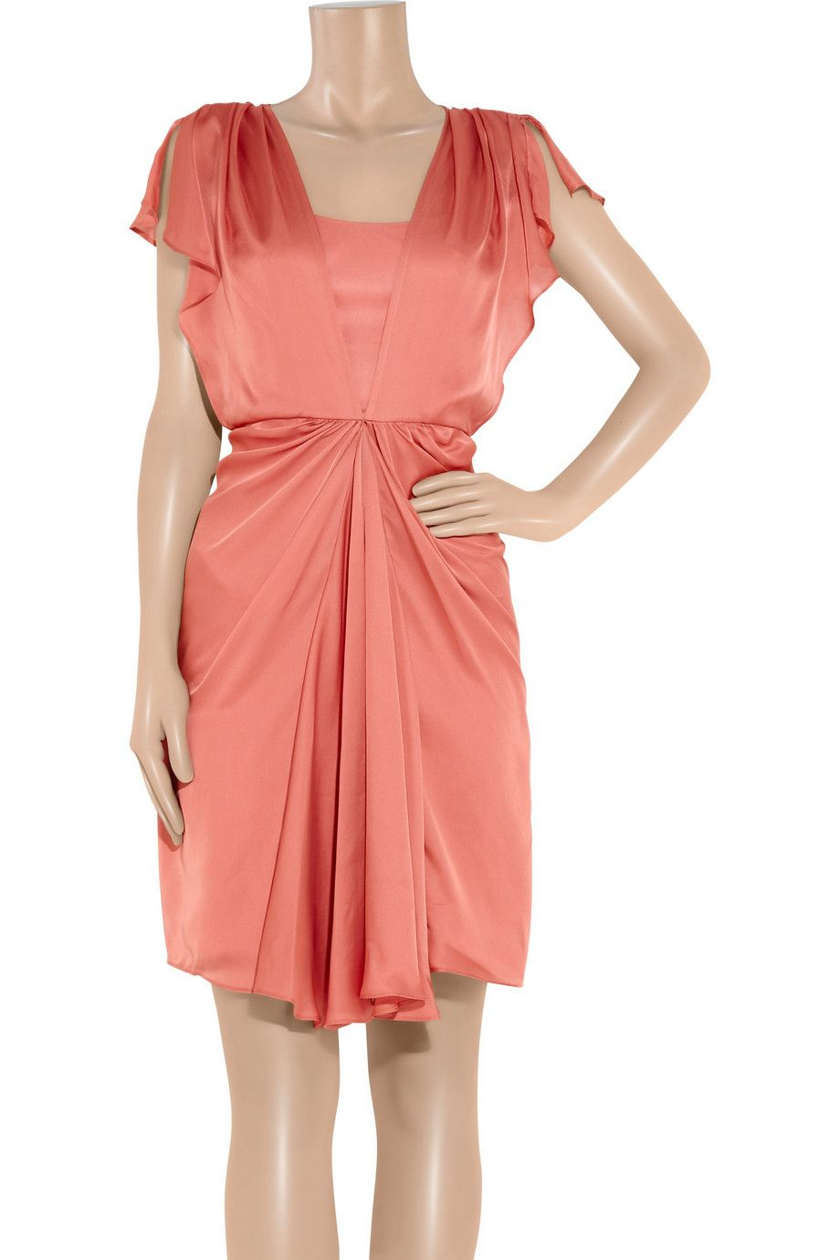 8436bac77ffab Venus draped silk dress by Temperley London | silk dress | Dresses ...