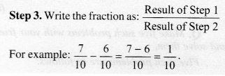 Fractions Class 6 Notes Maths Chapter 7 - Learn CBSE