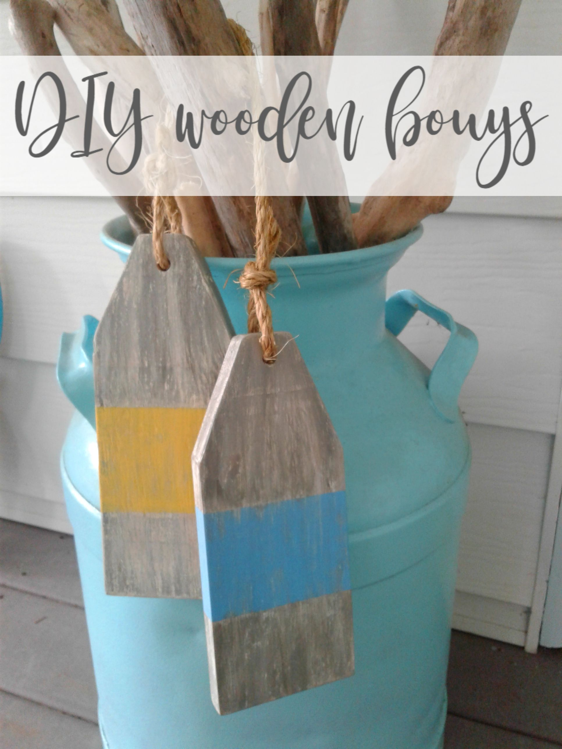 Add Some Fun Beach Decor To Your Home With These Easy Diy Wooden