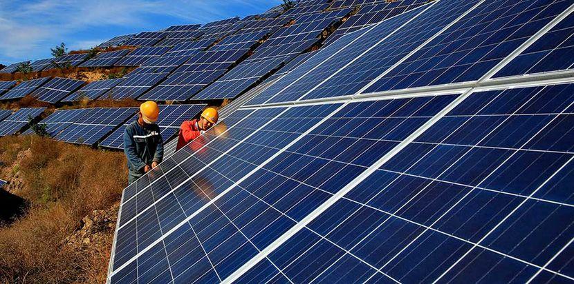 La Gran Propuesta De China Una Red Global De Energias Renovables Energia Renovable Curso De Energia Solar Energia Solar