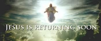 Jesus is so to return. Make sure that your soul is saved.