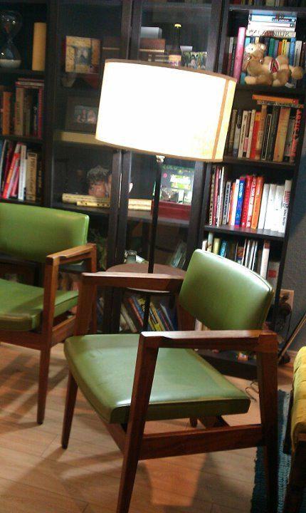 1960s Vintage Mid Century Modern Chairs By Gunlocke Denmark Style Jessfindsvintage 595 00