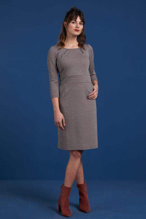 Mona Dress Flynn | Kleider, Tops, Rundhalsausschnitt