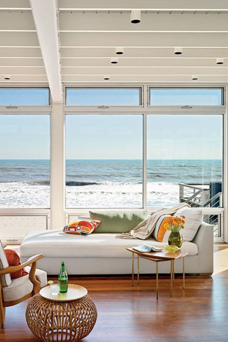 25 Chic Beach House Interior Design Ideas Spotted on Pinterest | Beach house  interior design, Beach house interior, Dream beach houses