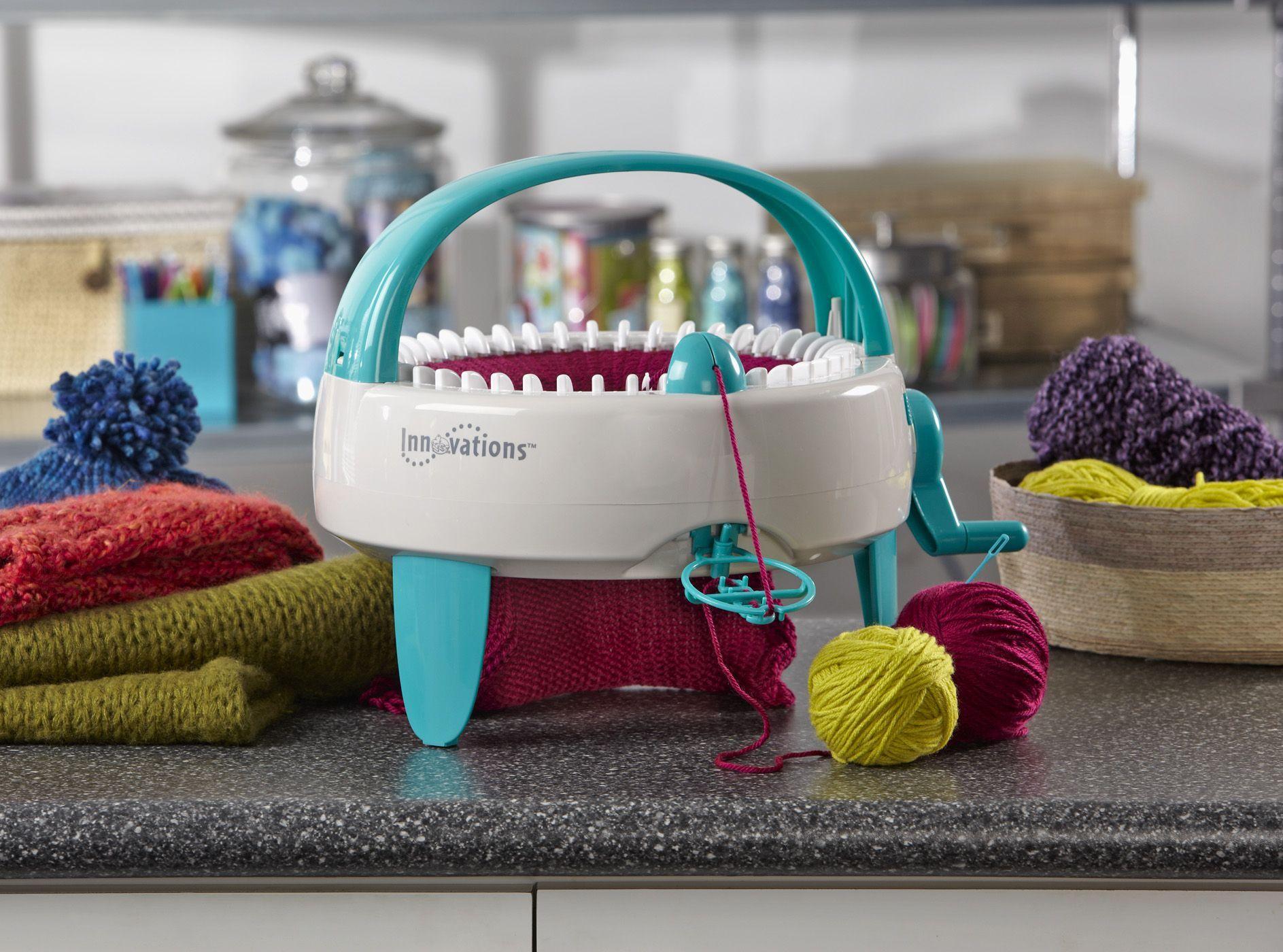 acaa440e2f1 Fingerhut - Innovations Knitting Machine