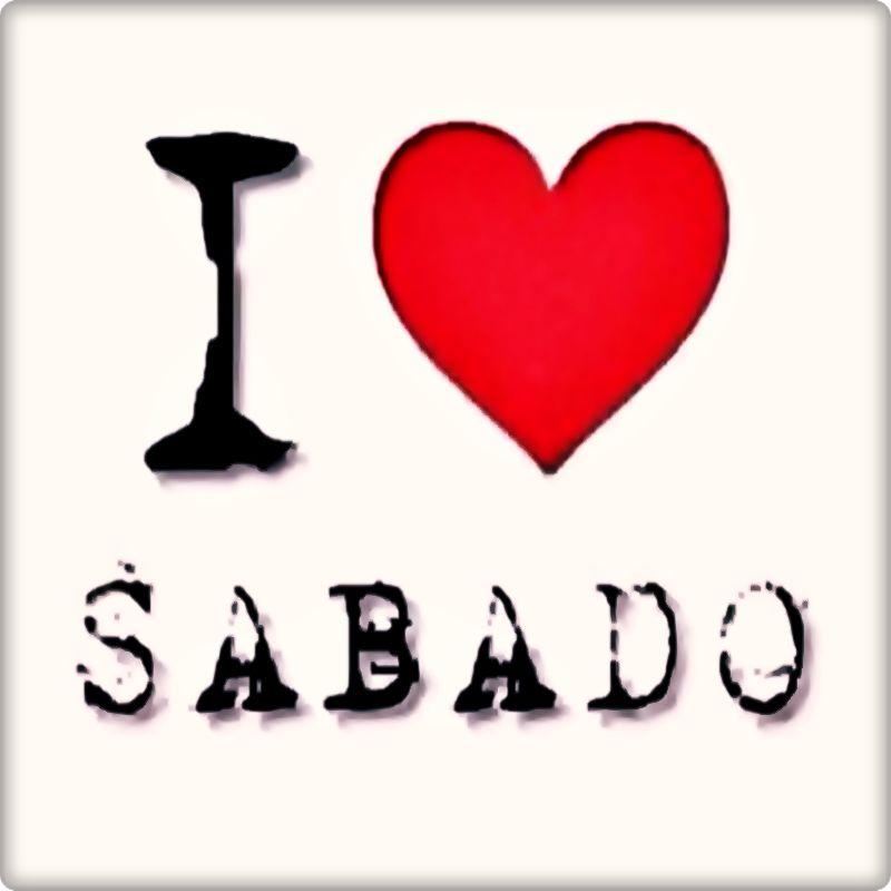 I ♥ Sabado
