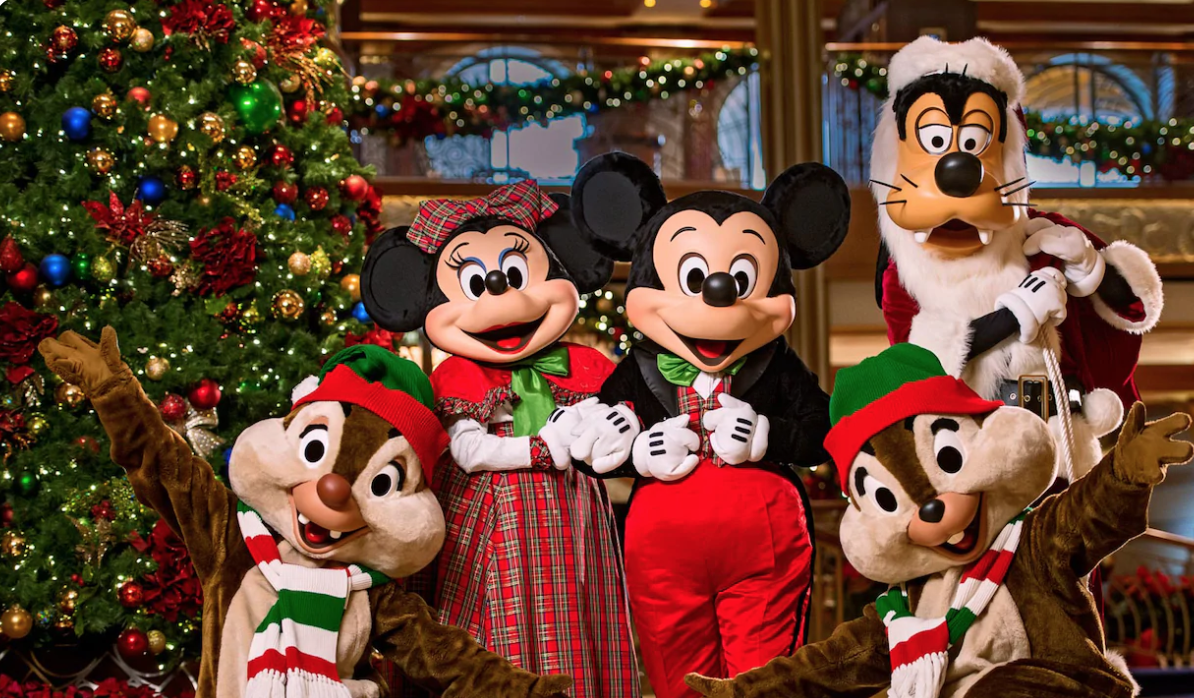 When Will Late 2020 Disney Cruises Be Available To Book Disney Specials Disney Christmas Disney Holiday